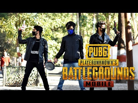 PUBG MobileTheme Song Dance Video | PUBG India | Cover by Ajay Poptron, Anubhav, Vishal