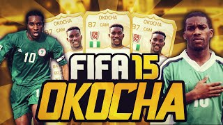 FIFA 15 | THE LEGEND JAY-JAY OKOCHA!