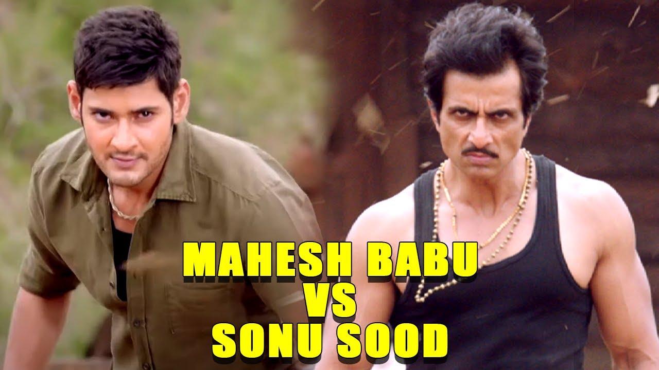 Encounter Shankar Climax Scene | Mahesh Babu v\s Sonu Sood Best Fight Scene | Top 10 Action Scenes