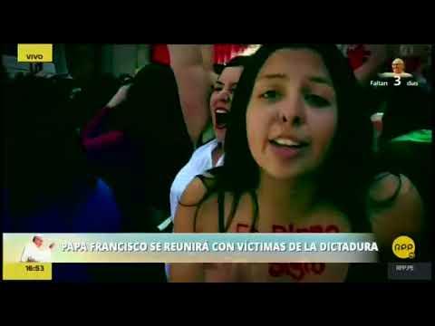 P. Mario Arroyo, capellán de Campus Lima, comenta en RPP el viaje del Papa Francisco a Chile y Perú