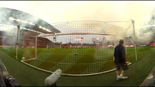 Bell VR Experience: Pre-Game Fireworks