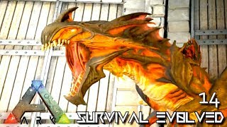 ARK: ABERRATION - REAPER IMPREGNATION TAMING NEW CREATURE !!! E14 (GAMEPLAY ARK: SURVIVAL EVOLVED)