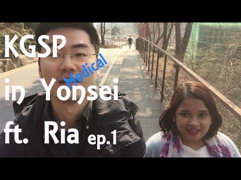 KGSP in Yonsei 1 _ Ria
