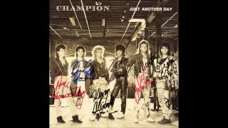 Champion - Just Another Day 1986 Cleveland Band Thumbnail