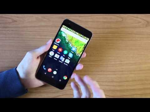 Review extensa Google Nexus 6p en español