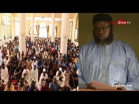 Khoutbah du 09 11 2018 | Se préparer à la mort (Wadjal Déé) | Imam Omar SALL H.A