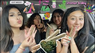 4 joints hotbox sesh!!! | * funny vibes *