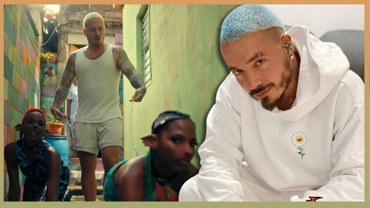J Balvin Perra Video Removed From Youtube Following Colorism Backlash