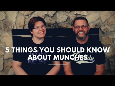 5 Things You Should Know About Munches from YouTube · Duration:  9 minutes 52 seconds