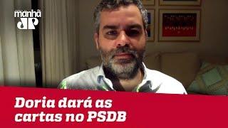 Doria dará as cartas no PSDB e Alckmin não resistirá | Carlos Andreazza