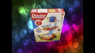 """Обзор на игровой набор """"Doctor medical play set"""" NO.660-46"""