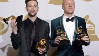 Macklemore and Kendrick Grammy