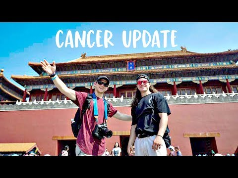 Stage 4 Lung Cancer Update + Going to China!