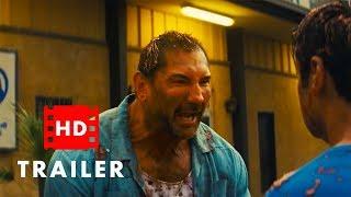 Stuber 2019 - Official HD Trailer | Dave Bautista, Kumail Nanjiani (Action Movie)