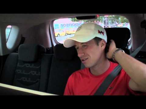 Philipp Kohlschreiber -- The Open Drive: Australian Open 2012 brought to you by Kia