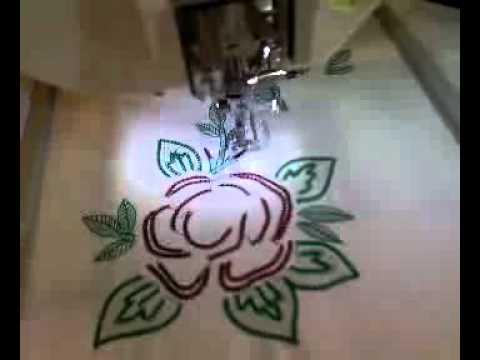 Maquina de coser y bordar Brother Innovis 4000 - YouTube 11d4f7c5caba9