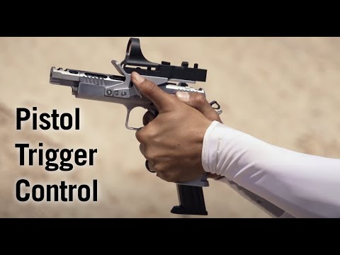Pistol Trigger Control with JJ Racaza on RECOILtv Training Tuneups (full episode)