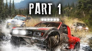 Gravel Gameplay Walkthrough Part 1 - Intro (Career Mode)
