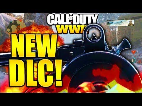 *NEW* UPDATE COD WW2 NEW DLC WEAPONS! CALL OF DUTY WW2 WINTER EVENT NEW SUPPLY DROP GUNS COD WW2!
