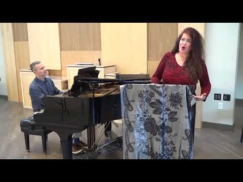 Dido's Lament - Purcell - Diana Cantrelle, Dramatic Mezzo-Soprano