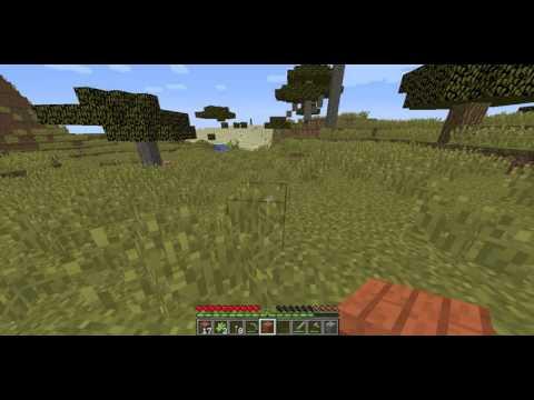 Minecraft Greek Survival Επεισόδιο 1:Η Αρχή