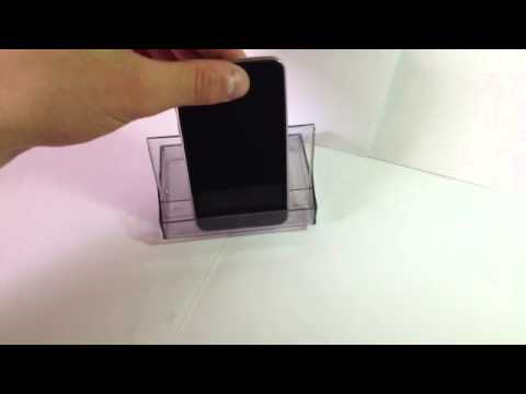 Comment fabriquer un support dock pour votre t l phone doovi - Fabriquer un support pour tablette ...