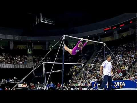 Top Ten Gymnasts on Uneven Bars 2008-2012