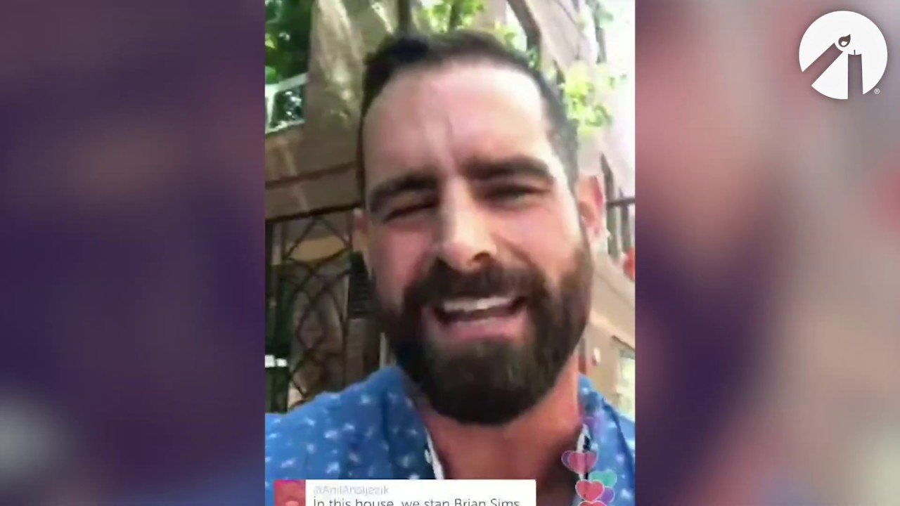 Joan Sims Nude pro-abortion politician brian sims harasses pro-life woman