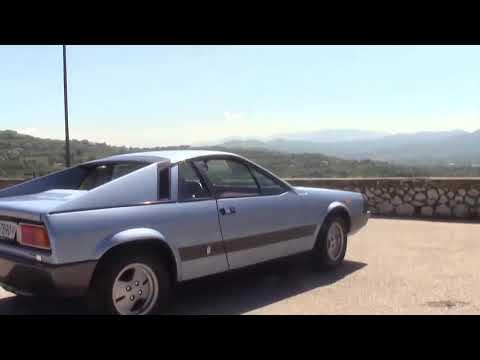Lancia Beta Montecarlo 1978, à 41 Année Est Toujours Sibelle, 41 Years Ago Always Beautiful
