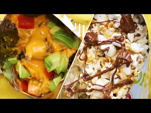 Chip Bag Meals For Your Next Tailgate • Tasty