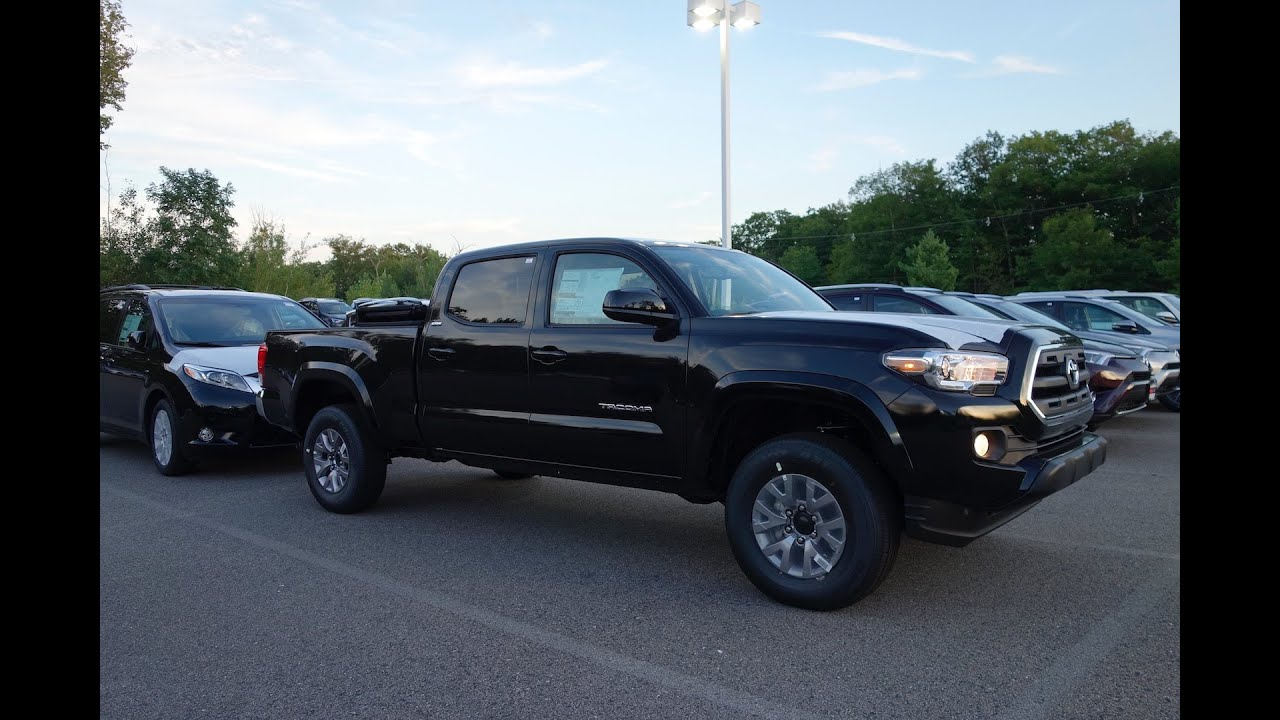 2016 Toyota Tacoma Sr5 Double Cab Long Bed