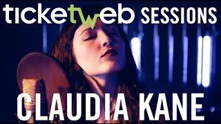 "Claudia Kane - ""Glass Case"" - #TicketWebSessions"