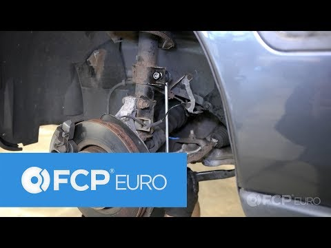 Volvo Sway Bar Link Replacement – Quick DIY! (S60, S80, V70, XC70, XC90)