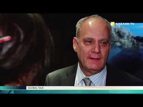 Global talk №9 (03.07.2017) - Kazakh TV