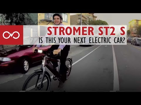 Review: Stromer ST2 S Electric Bike
