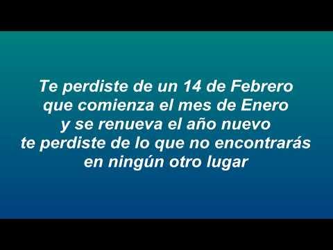 En Peligro De Exticion - La Adictiva Letra Letra