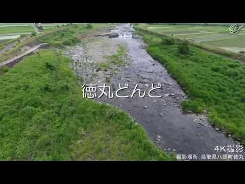 【UAV撮影4K動画】徳丸どんど
