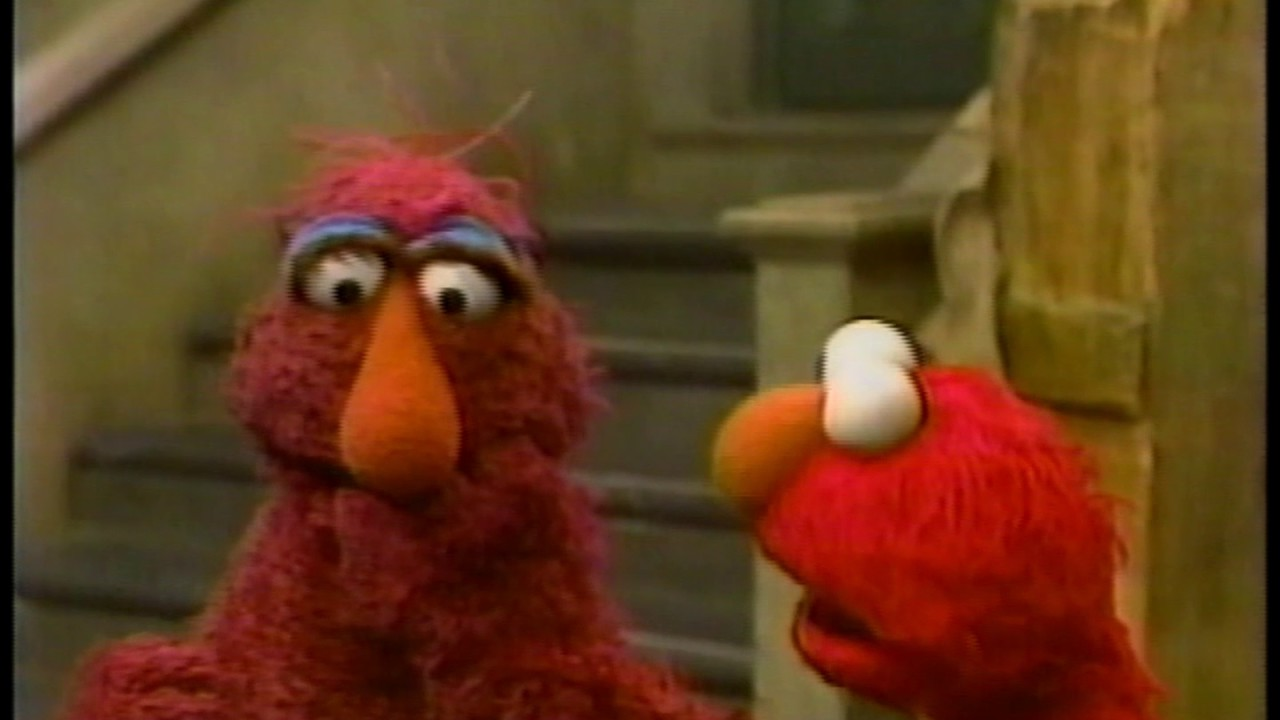 sesame street elmo says no youtube
