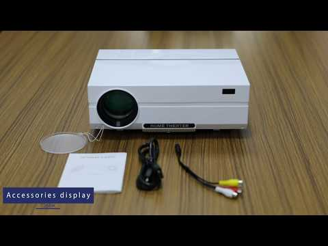 Review: The Cheapest Native 1080P Projector T26