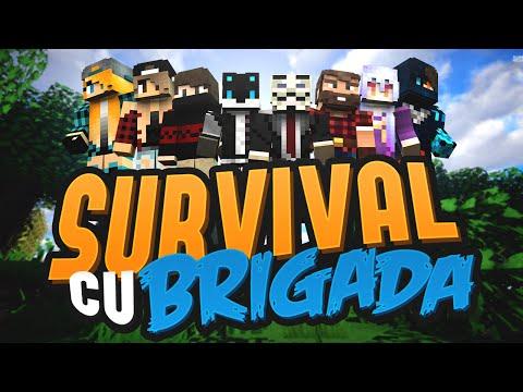 Minecraft Survival cu brigada S2 | Episodul 7 | COMPLEXUL DIN JUNGLA