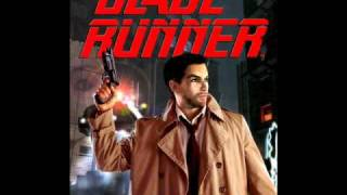 Blade Runner Game Soundtrack Blues