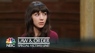 Law & Order: SVU - No Always Means No (Episode Highlight)