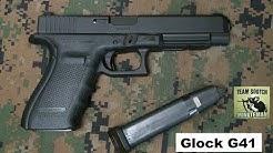 Glock 41 45 ACP Long Slide