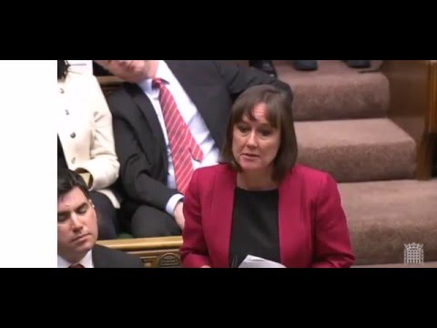 Jo Stevens MP asks about potential job losses in BIS Office in Cardiff in Welsh Questions