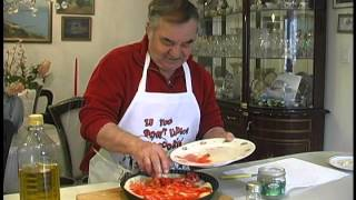 It's Me Bruno! How To Make Pizza Alla Marinara!