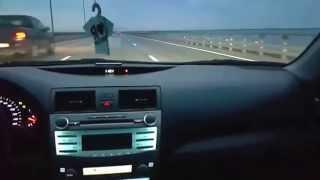 TOYOTA CAMRY 3.5 v6 stock vs Opel Astra OPC stock заезд 3
