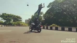 Real dangerous filmi stunt by shera & Ajay emlus फ़िल्म  Actions ka Baap he ye reality action.