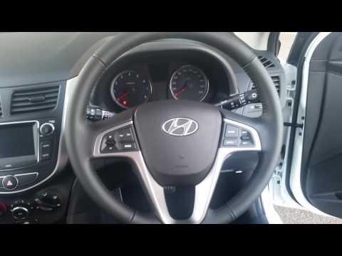 2016 Hyundai Accent SR Hatch