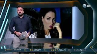 سهيلة بن لشهب و نجاح ساحق لأغنية ليك منوليش على النشرة الفنية قناة الغد Souhila Ben Lachhab