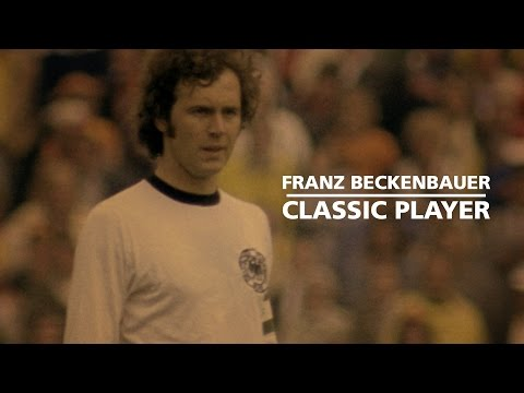 #TBT: Franz BECKENBAUER  FIFA Classic Player